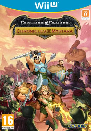 Dungeons & Dragons - Chronicles Of Mystara WiiU coverM (WDDP)
