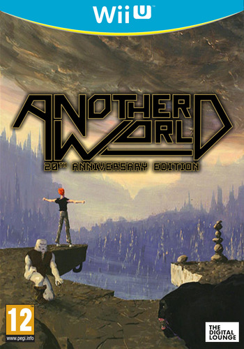 Another World: 20th Anniversary Edition WiiU coverM (WEUP)