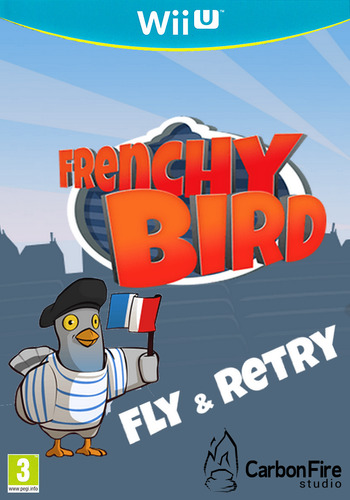 Frenchy Bird WiiU coverM (WFUP)