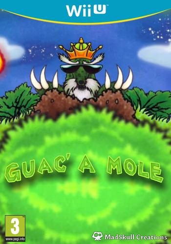 Guac' a Mole WiiU coverM (WGYP)
