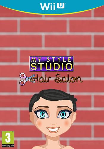 My Style Studio: Hair Salon WiiU coverM (WHSP)