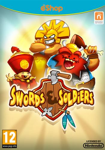 Swords & Soldiers WiiU coverM (WKSP)