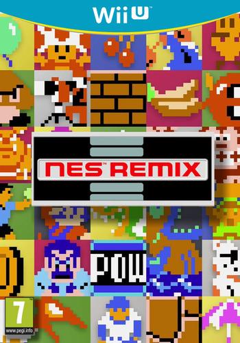 NES Remix WiiU coverM (WMGP)