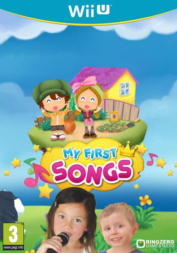 My First Songs WiiU coverM (WMSP)