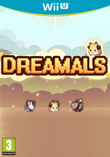 Dreamals WiiU coverM (WRLP)