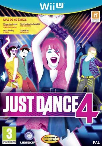 Just Dance 4 WiiU coverM (AJDP41)