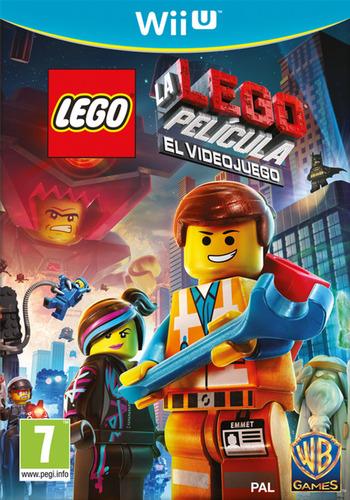 La LEGO Película: El Videojuego WiiU coverM (ALAPWR)