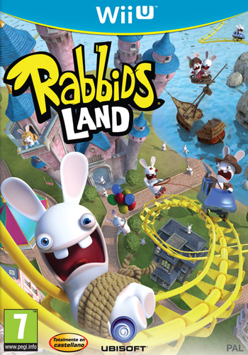 Rabbids Land WiiU coverM (ARBP41)