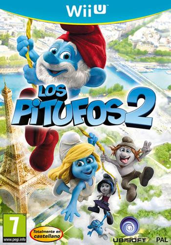 Los Pitufos 2 WiiU coverM (ASUP41)