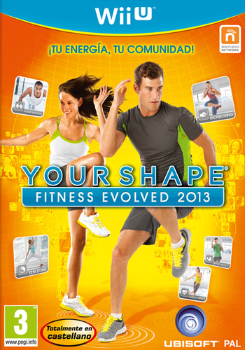 Your Shape: Fitness Evolved 2013 Array coverM (AYSP41)