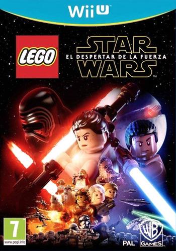 LEGO Star Wars: El Despertar de la Fuerza WiiU coverM (BLGPWR)