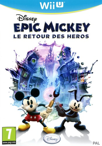 Disney Epic Mickey : Le retour des héros Array coverM (AEMP4Q)