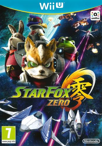 Star Fox Zero WiiU coverM (AFXP01)