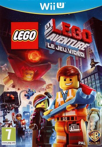 LEGO La Grande Aventure:Le Jeu Video WiiU coverM (ALAPWR)