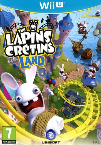 The Lapins Crétins Land Array coverM (ARBP41)
