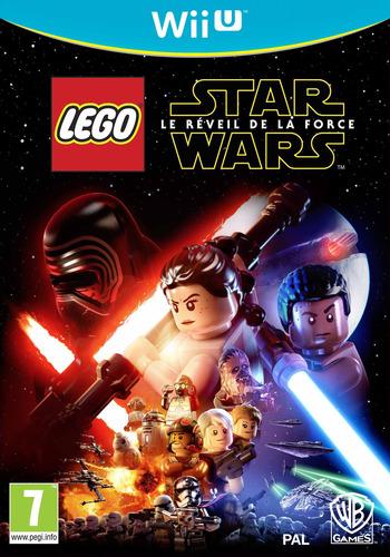 LEGO Star Wars: Le Réveil de la Force WiiU coverM (BLGPWR)