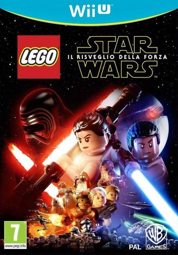 LEGO Star Wars: Il Risveglio della Forza WiiU coverM (BLGPWR)