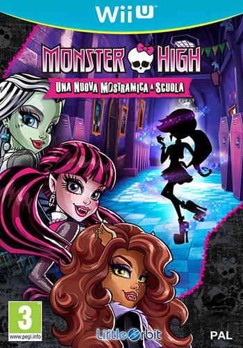 Monster High: Una Nuova Mostramica a Scuola WiiU coverM (BMSPVZ)