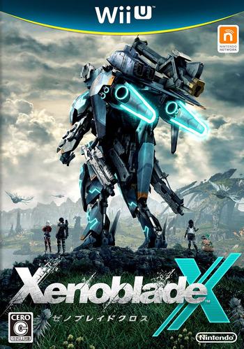 ゼノブレイドクロス WiiU coverM (AX5J01)