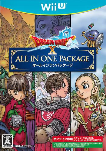 ドラゴンクエストX オールインワンパッケージ WiiU coverM (BDQJGD)