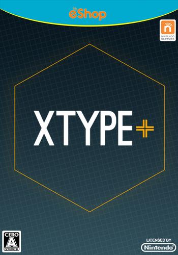 XType+ WiiU coverM (WEXJ)