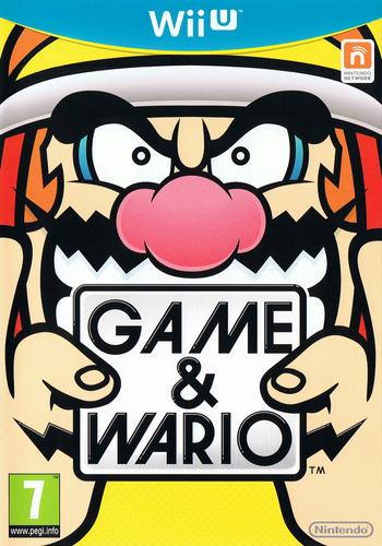 Game & Wario WiiU coverM (ASAP01)