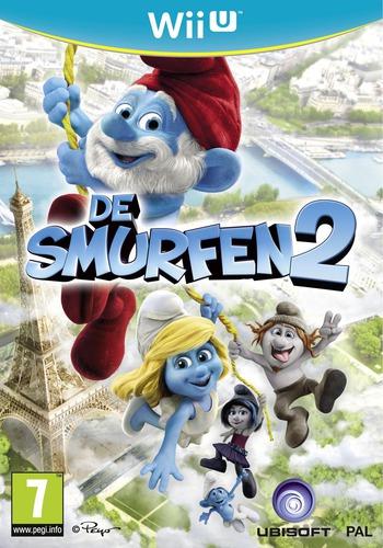 De Smurfen 2 WiiU coverM (ASUP41)