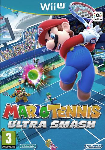 Mario Tennis: Ultra Smash WiiU coverM (AVXP01)