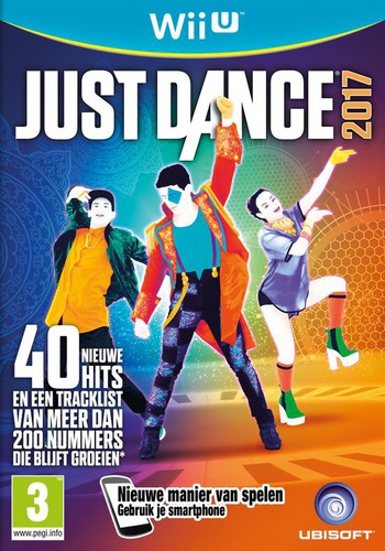 Just Dance 2017 WiiU coverM (BJ7P41)