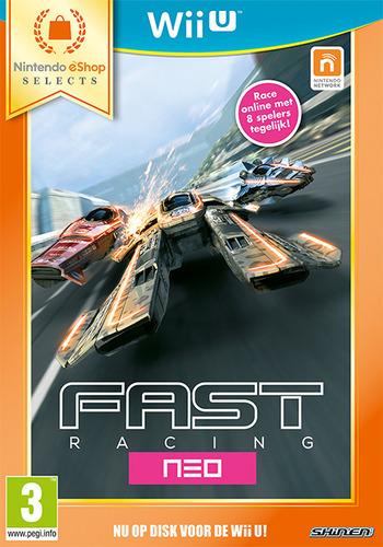 Fast Racing NEO WiiU coverM (WFSP)