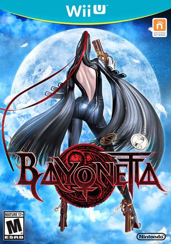 Bayonetta WiiU coverM (AAFE01)