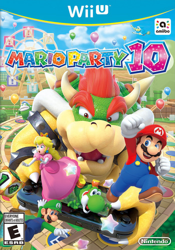 Mario Party 10 WiiU coverM (ABAE01)