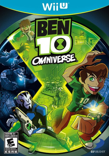 Ben 10: Omniverse WiiU coverM (ABEEG9)