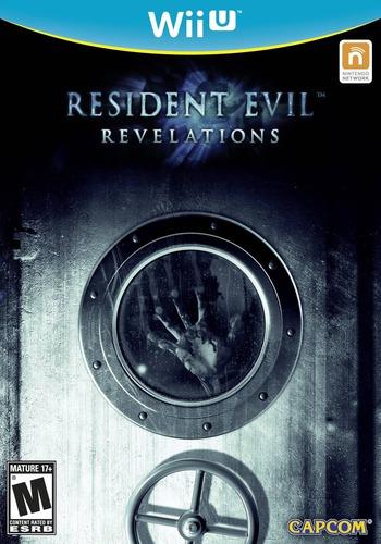 Resident Evil: Revelations WiiU coverM (ABHE08)