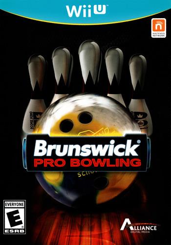 Brunswick Pro Bowling Array coverM (ABPEDV)