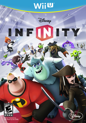 Disney Infinity Array coverM (ADSE4Q)