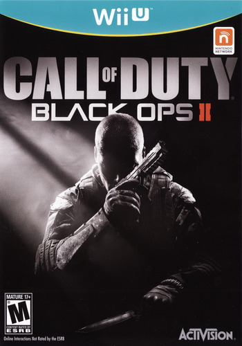 Call of Duty: Black Ops II WiiU coverM (AECE52)
