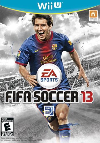 FIFA Soccer 13 WiiU coverM (AF3E69)