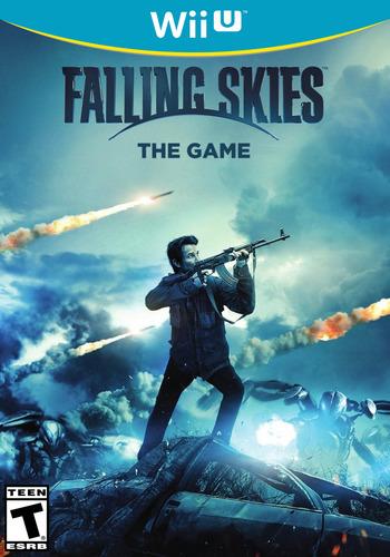 Falling Skies: The Game WiiU coverM (AF8E)