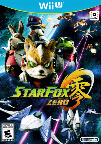 Star Fox Zero WiiU coverM (AFXE01)
