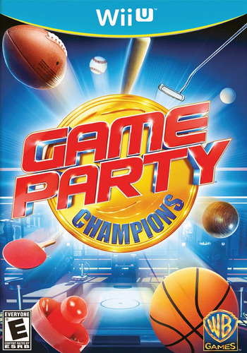Game Party Champions WiiU coverM (AGPEWR)
