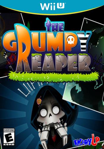 Grumpy Reaper WiiU coverM (AGQE)