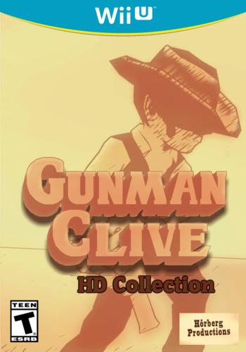 Gunman Clive HD Collection WiiU coverM (AGWE)