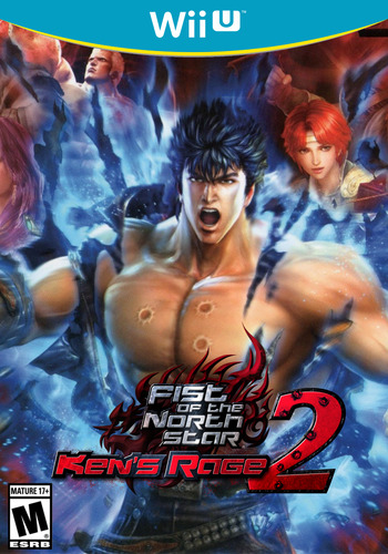 Fist of the North Star: Ken's Rage 2 WiiU coverM (AH9E)