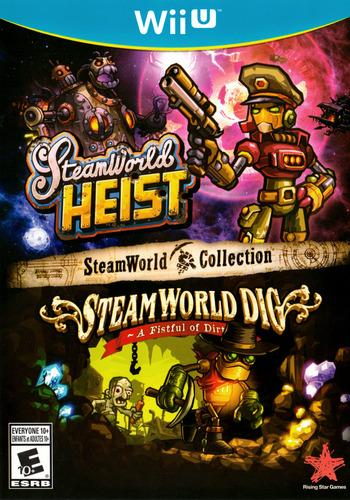 SteamWorld Collection WiiU coverM (AJ8E99)