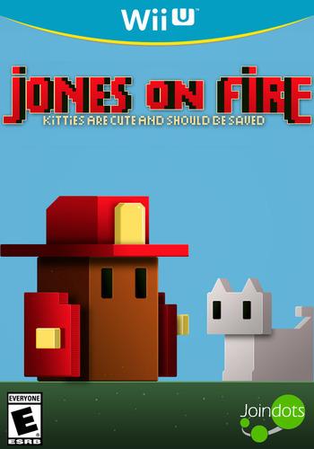 Jones on Fire WiiU coverM (AJFE)