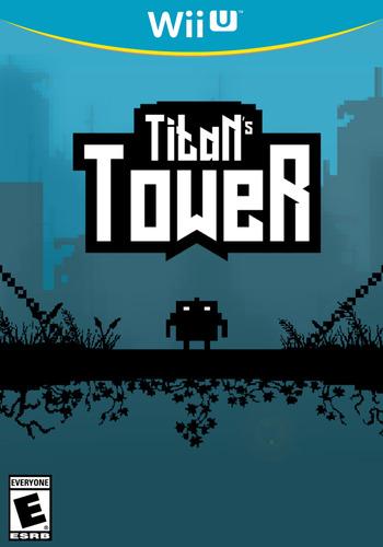 TITANS TOWER WiiU coverM (AK4E)