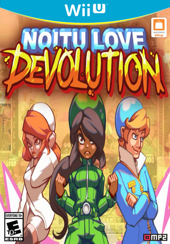 Noitu Love: Devolution WiiU coverM (AKLE)