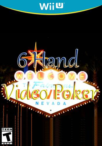 6-Hand Video Poker WiiU coverM (AKPE)