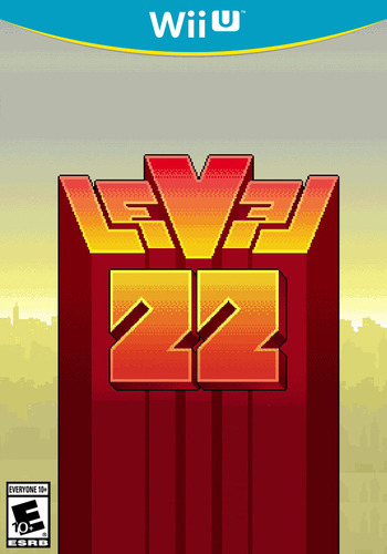 Level 22 WiiU coverM (AL2E)